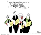 Cartoonist Ann Telnaes  Ann Telnaes' Editorial Cartoons 2004-12-19 editorial staff