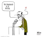 Cartoonist Ann Telnaes  Ann Telnaes' Editorial Cartoons 2005-12-14 Iran
