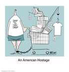 Cartoonist Ann Telnaes  Ann Telnaes' Editorial Cartoons 2001-04-12 shop