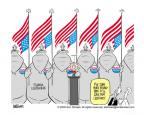 Cartoonist Ann Telnaes  Ann Telnaes' Editorial Cartoons 2000-12-01 2000 election