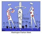 Cartoonist Ann Telnaes  Ann Telnaes' Women's  eNews Cartoons 2004-09-11 abortion