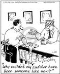 Cartoonist Mike Twohy  That's Life 2003-01-10 tax