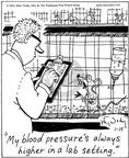 Cartoonist Mike Twohy  That's Life 2003-01-15 animal doctor