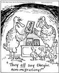 Cartoonist Mike Twohy  That's Life 2003-01-17 family