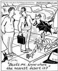 Cartoonist Mike Twohy  That's Life 2003-03-27 humidity