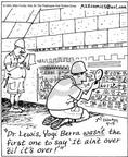 Cartoonist Mike Twohy  That's Life 2003-04-15 life