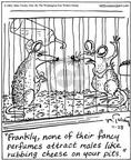 Cartoonist Mike Twohy  That's Life 2003-07-28 cheese