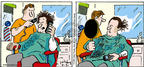Cartoonist Mike Twohy  That's Life 2003-08-31 beauty shop