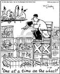 Cartoonist Mike Twohy  That's Life 2004-01-31 animal control