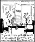 Cartoonist Mike Twohy  That's Life 2004-03-05 human resources