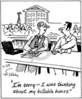 Cartoonist Mike Twohy  That's Life 2004-07-29 law firm