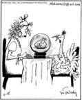 Cartoonist Mike Twohy  That's Life 2004-11-18 Thanksgiving
