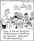 Cartoonist Mike Twohy  That's Life 2004-11-25 Thanksgiving