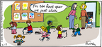 Cartoonist Mike Twohy  That's Life 2005-03-13 early childhood education