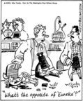 Cartoonist Mike Twohy  That's Life 2005-08-23 science