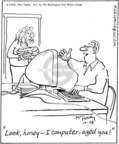 Cartoonist Mike Twohy  That's Life 2005-10-28 old age
