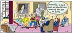 Cartoonist Mike Twohy  That's Life 2005-11-06 old age