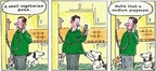 Cartoonist Mike Twohy  That's Life 2007-12-09 dog