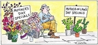 Cartoonist Mike Twohy  That's Life 2007-07-29 Mother's Day