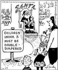 Cartoonist Mike Twohy  That's Life 2003-12-23 Christmas
