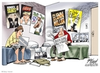 Cartoonist Gary Varvel  Gary Varvel's Editorial Cartoons 2009-09-14 animal