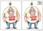 Cartoonist Gary Varvel  Gary Varvel's Editorial Cartoons 2010-08-13 2008 election
