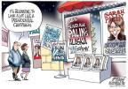 Cartoonist Gary Varvel  Gary Varvel's Editorial Cartoons 2010-11-25 Sarah Palin