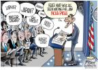 Cartoonist Gary Varvel  Gary Varvel's Editorial Cartoons 2011-03-16 Barack Obama