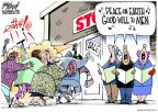 Cartoonist Gary Varvel  Gary Varvel's Editorial Cartoons 2011-11-27 shop