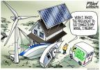 Cartoonist Gary Varvel  Gary Varvel's Editorial Cartoons 2012-11-19 green