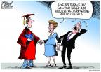 Cartoonist Gary Varvel  Gary Varvel's Editorial Cartoons 2013-05-03 graduation