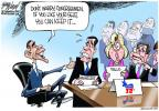 Cartoonist Gary Varvel  Gary Varvel's Editorial Cartoons 2013-11-29 Obama health care