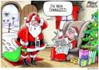 Cartoonist Gary Varvel  Gary Varvel's Editorial Cartoons 2013-12-04 shop