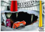 Cartoonist Gary Varvel  Gary Varvel's Editorial Cartoons 2014-02-14 green
