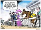 Cartoonist Gary Varvel  Gary Varvel's Editorial Cartoons 2014-04-08 basketball