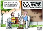 Cartoonist Gary Varvel  Gary Varvel's Editorial Cartoons 2014-05-19 armed forces