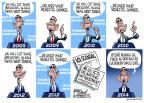Cartoonist Gary Varvel  Gary Varvel's Editorial Cartoons 2014-05-23 armed forces