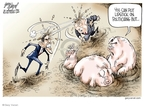 Cartoonist Gary Varvel  Gary Varvel's Editorial Cartoons 2008-09-17 John McCain